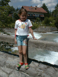 Katja in Garmisch (2001)